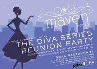 The Diva Series Reunion Party